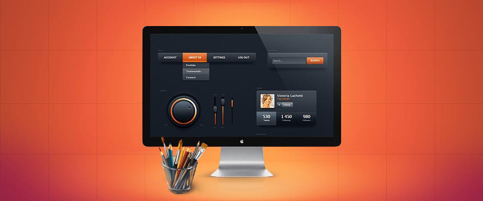 Webdesign Farben richtig einsetzen - thatsmedia Web Design in Hainburg